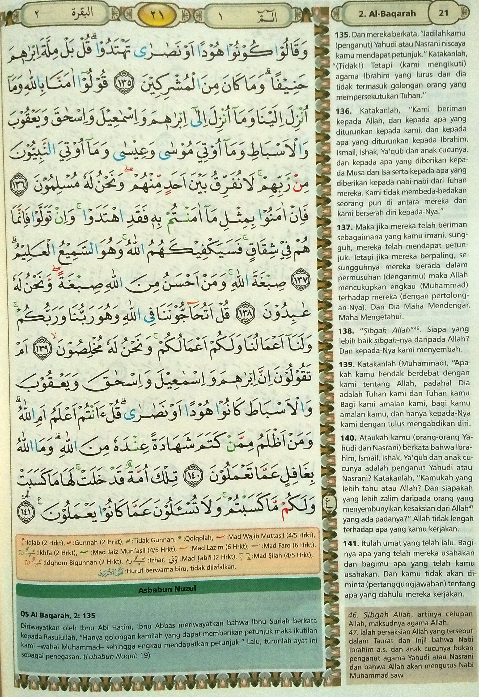 Al Baqarah 135-141
